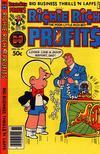 Cover for Richie Rich Profits (Harvey, 1974 series) #37