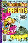 Cover for Richie Rich Profits (Harvey, 1974 series) #42