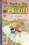 Cover for Richie Rich Profits (Harvey, 1974 series) #45