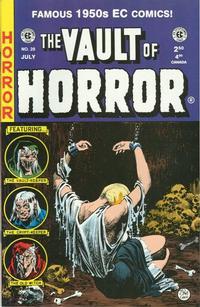 Cover Thumbnail for Vault of Horror (Gemstone, 1994 series) #28