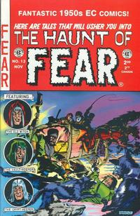 Cover Thumbnail for Haunt of Fear (Gemstone, 1994 series) #13