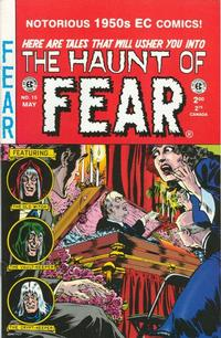 Cover Thumbnail for Haunt of Fear (Gemstone, 1994 series) #15