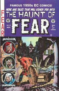 Cover Thumbnail for Haunt of Fear (Gemstone, 1994 series) #21