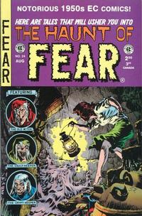Cover Thumbnail for Haunt of Fear (Gemstone, 1994 series) #24