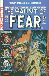 Cover Thumbnail for Haunt of Fear (Gemstone, 1994 series) #25