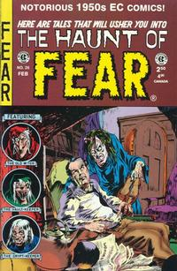 Cover Thumbnail for Haunt of Fear (Gemstone, 1994 series) #26