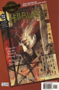 Cover Thumbnail for Millennium Edition: Hellblazer 1 (DC, 2000 series)