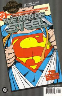Cover Thumbnail for Millennium Edition: The Man of Steel 1 (DC, 2000 series)