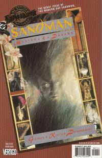 Cover Thumbnail for Millennium Edition: The Sandman 1 (DC, 2000 series)