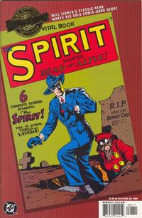 Cover Thumbnail for Millennium Edition: The Spirit 1 (DC, 2000 series)