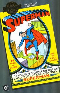 Cover Thumbnail for Millennium Edition: Superman 1 (DC, 2000 series)