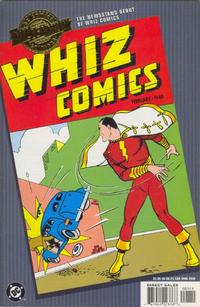 Cover Thumbnail for Millennium Edition: Whiz Comics 2 (DC, 2000 series)