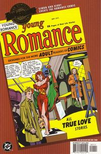 Cover Thumbnail for Millennium Edition: Young Romance Comics #1 (DC, 2000 series)