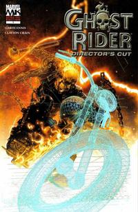 Cover Thumbnail for Ghost Rider Director's Cut (Marvel, 2005 series) #1