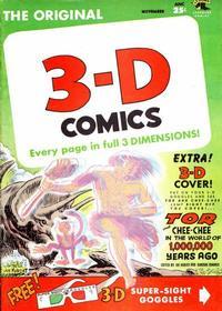 Cover Thumbnail for 3-D Comics (St. John, 1953 series) #2 [c]