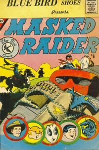 Cover Thumbnail for Masked Raider (Charlton, 1959 series) #6 [Blue Bird Shoes]