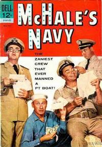 Cover Thumbnail for McHale's Navy (Dell, 1963 series) #1