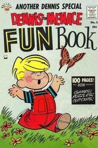 Cover Thumbnail for Dennis the Menace Fun Book (Hallden, 1960 series) #1