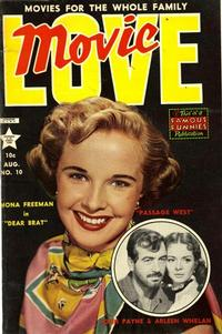 Cover Thumbnail for Movie Love (Eastern Color, 1950 series) #10