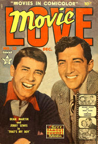 Cover Thumbnail for Movie Love (Eastern Color, 1950 series) #12
