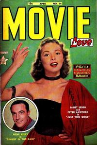 Cover Thumbnail for Movie Love (Eastern Color, 1950 series) #14