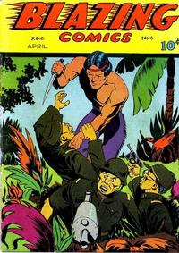 Cover Thumbnail for Blazing Comics (Rural Home, 1944 series) #v2#3 (6)