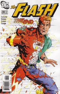Cover Thumbnail for Flash (DC, 1987 series) #230 [Direct Sales]