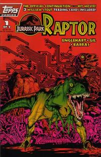 Cover Thumbnail for Jurassic Park: Raptor (Topps, 1993 series) #1