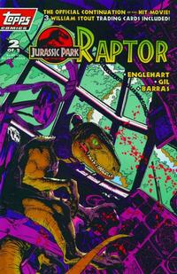 Cover Thumbnail for Jurassic Park: Raptor (Topps, 1993 series) #2