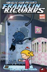 Cover Thumbnail for Franklin Richards One Shot (Marvel, 2006 series) #1