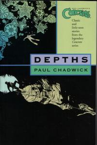 Cover Thumbnail for Concrete (Dark Horse, 2005 series) #1 - Depths