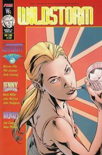 Cover Thumbnail for Wildstorm (Magic Press, 2000 series) #14