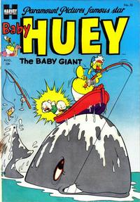 Cover Thumbnail for Paramount Animated Comics (Harvey, 1953 series) #10