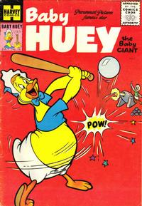 Cover Thumbnail for Paramount Animated Comics (Harvey, 1953 series) #16