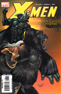 Cover Thumbnail for X-Men (Marvel, 2004 series) #176 [Direct Edition]
