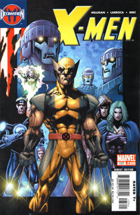 Cover Thumbnail for X-Men (Marvel, 2004 series) #177 [Direct Edition]