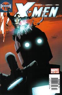 Cover Thumbnail for X-Men (Marvel, 2004 series) #178 [Newsstand]