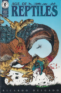 Cover Thumbnail for Age of Reptiles (Dark Horse, 1993 series) #1