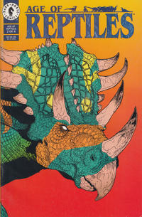 Cover Thumbnail for Age of Reptiles (Dark Horse, 1993 series) #2