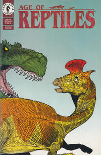 Cover Thumbnail for Age of Reptiles (Dark Horse, 1993 series) #3
