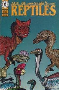 Cover Thumbnail for Age of Reptiles (Dark Horse, 1993 series) #4