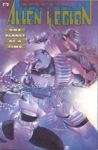 Cover Thumbnail for Alien Legion: One Planet at a Time (Marvel, 1993 series) #1