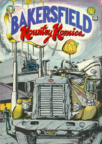 Cover Thumbnail for Bakersfield Kountry Comics (Last Gasp, 1973 series) #[nn]