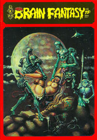 Cover Thumbnail for Brain Fantasy (Last Gasp, 1972 series) #2