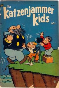 Cover Thumbnail for The Katzenjammer Kids (Pines, 1950 series) #20