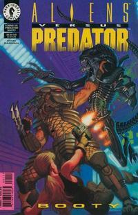 Cover Thumbnail for Aliens vs Predator: Booty (Dark Horse, 1996 series) #1