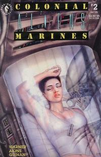 Cover Thumbnail for Aliens: Colonial Marines (Dark Horse, 1993 series) #2
