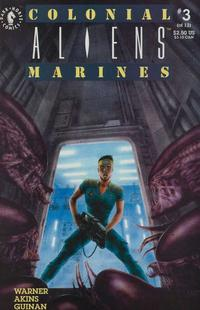 Cover Thumbnail for Aliens: Colonial Marines (Dark Horse, 1993 series) #3