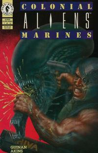 Cover Thumbnail for Aliens: Colonial Marines (Dark Horse, 1993 series) #7