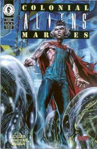Cover Thumbnail for Aliens: Colonial Marines (Dark Horse, 1993 series) #9